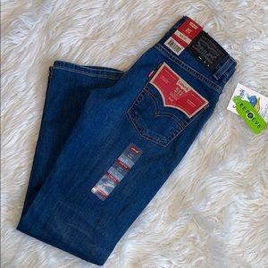 NWT Boys Levi's 511 Slim Fit - Size 10